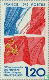 Diplomatieke betrekkingen met de Sovjetunie