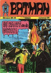 De nacht van de demon!