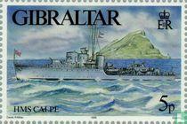 Oorlogsschepen W.O. II
