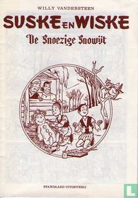 De snoezige Snowijt