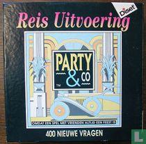 Party & Co - Reis uitvoering