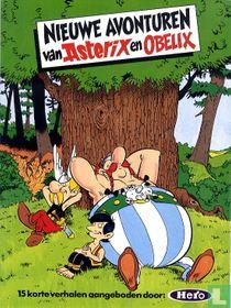 Nieuwe avonturen van Asterix en Obelix