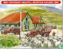 100 jaar Snaefell tramweg  kopen