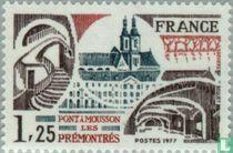 Les Prémontrés in Pont à Mousson