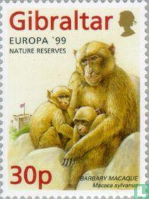 Europa – Natuurreservaten en -parken