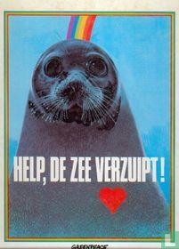 Help, de zee verzuipt!