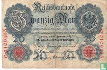 Germany 20 Mark