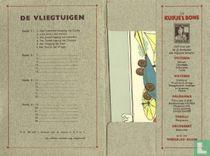"Chromo's ""Vliegtuigen oorsprong/1914"" 1e reeks"