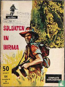Soldaten in Birma