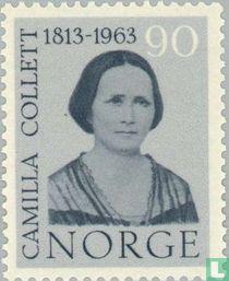 150 ste verjaardag Camilia Colett
