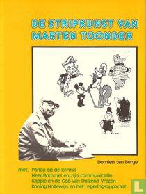 De stripkunst van Marten Toonder
