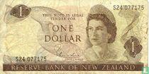 Nieuw-Zeeland 1 Dollar