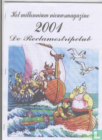 Het millennium nieuwsmagazine 2001