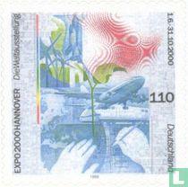 Weltausstellung EXPO 2000, Hannover