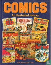 Comics - An illustrated History