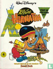 Kleine Hiawatha staat er gekleurd op!