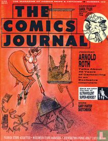 The Comics Journal 142