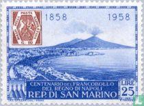 Stamp Jahrestag Neapel kaufen