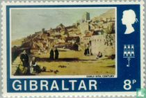 Gibraltar then and now