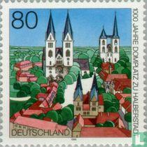 Halberstadt- Domplein 100 jaar