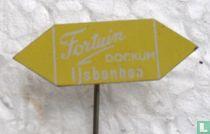 Fortuin Dockum IJsbonbon [geel]