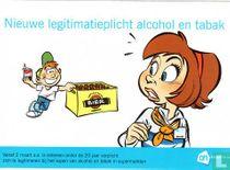 Nieuwe legitimatieplicht alcohol en tabak