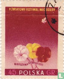Internationaal Jeugdbijeenkomst te Warschau