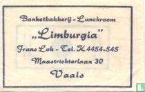 """Banketbakkerij Lunchroom """"Limburgia"""""""