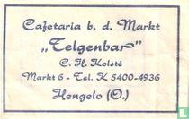"Cafetaria ""Telgenbar"""