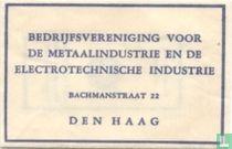 Bedrijfsvereniging voor de Metaalindustrie en de Electronische Industrie