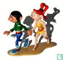 Gaston et mme Jeanne