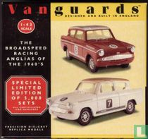 The Broadspeed Racing Anglias of the 1960's