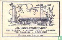"""""""Olaerts Dierenpark"""" Restaurant Midget Golf Manege"""