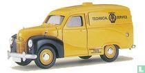Austin A40 Van 'AA Technical Service'