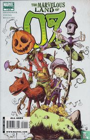 The Marvelous Land of Oz 1 of 8