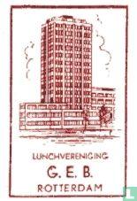 Lunchvereniging G.E.B.