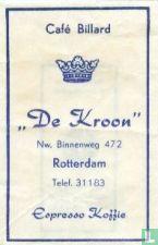 """Café Billard """"De Kroon"""""""