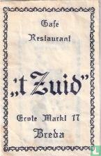 """Café Restaurant """" 't Zuid"""""""