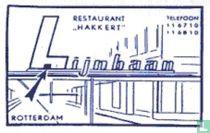 """Restaurant """"Hakkert"""""""