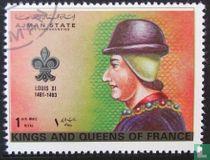 Koninginnen en Koningen van Frankrijk