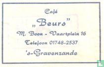 """Café """"Beurs"""""""