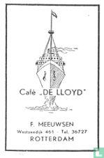"""Café """"De Lloyd"""""""