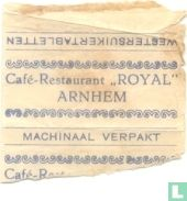 "Café Restaurant ""Royal"""