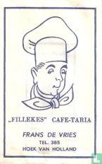"""Fillekes"" Cafe Taria"