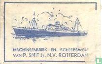 Machinefabriek en Scheepswerf van P. Smit Jr. N.V.