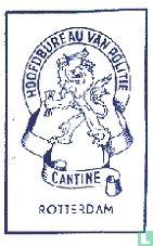 Hoofdbureau van Politie Cantine