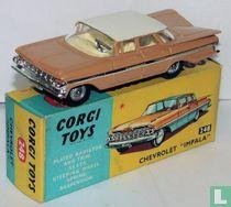 Chevrolet `Impala` (chrome trim)