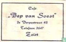 """Café """"Bep van Soest"""""""