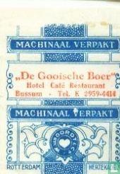 """De Gooische Boer"" Hotel Café Restaurant"