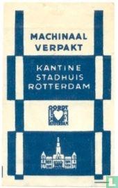 Kantine Stadhuis Rotterdam